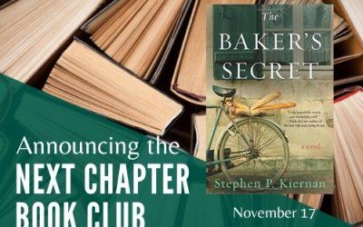 Next Chapter Book Club Begins!